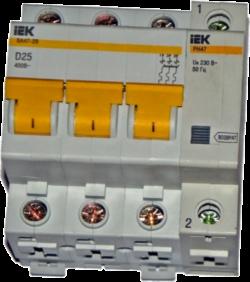 Автоматический выключатель ВА