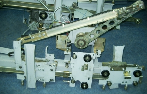 пружина редуктора пдк 630кг. щлз