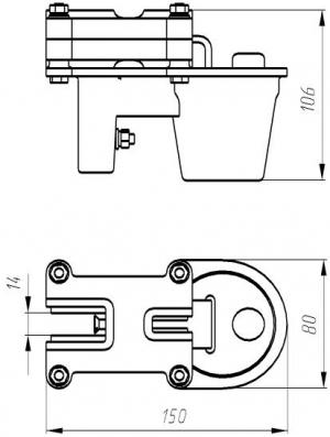 смазывающее устройство (маслёнка)