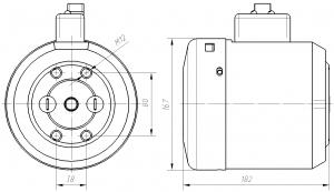 электромагнит эмс-201 (млз)