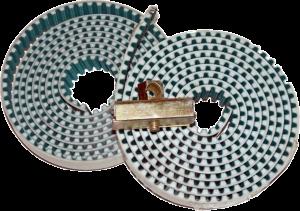 ремень (белый) зубчатый rpp8 (щлз-буад) l-1750мм. (проём 650мм.)      ремень (белый) зубчатый rpp8 (щлз-буад) l-1850мм. (проём 700мм.)      ремень (белый) зубчатый rpp8 (щлз-буад) l-1950мм. (проём 800мм.)      ремень (белый) зубчатый rpp8 (щлз-б