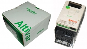 частотный преобразователь altivar atv12h018m2 0,18квт-240в 1ф schneider electric (привод дверей кабины лифта кмз)