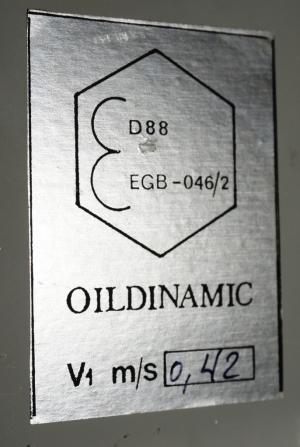 ограничитель скорости oildinamic
