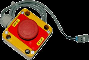 кнопка стоп doppler