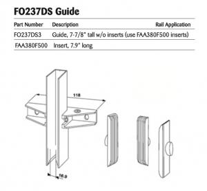 FO237DS1 Башмак