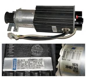 двигатель пдк km601370g04 kone