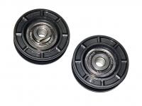 ролик 3201.05.0032 selcom / wittur elevator door roller 56mm x 16mm /m10