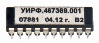 процессор уэл уирф.467369.001