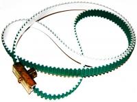 ремень зубчатый rpp8 (щлз-буад) l-1750мм. (проём 650мм.)