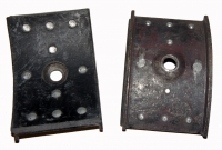 колодка (накладка ) тормоза этл-1