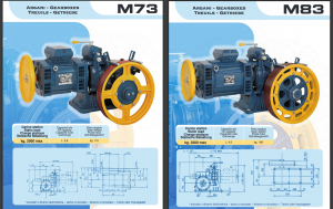 редуктор montanari-м73 (1/37)