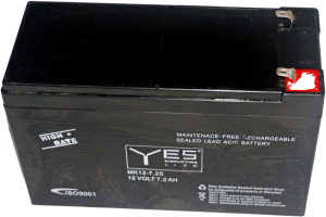 блок fermator battery mk12-7.2s