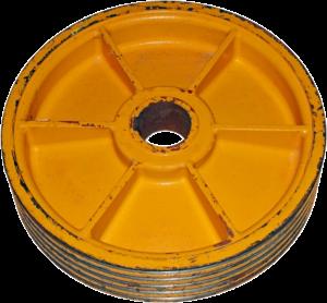 шкив канатоведущий квш 500x5x10 alberto sassi