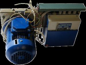 привод дверей кабины 1200мм.под буад (электродвигатель лифтовый аис-71в8у2 /220/380 фланцевый) щлз 1021k.03.10.000