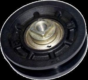 ролик каретки d- 70 (кмз) нового образца