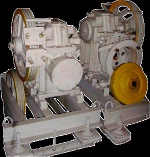 лебёдка без двигателя лл-0401 (млз)