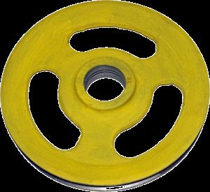 шкив (блок) млз d-260