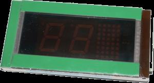 ИЛК-65 Индикатор лифтовый кабинный
