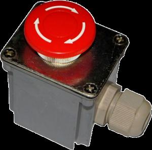 кнопка стоп (щлз)