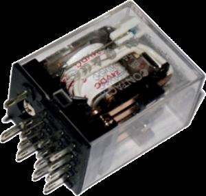 реле jqx-13f-my4cld-1 24в (dc)
