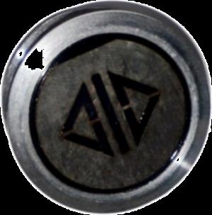 """кнопка-модуль лобня """"служебная"""""""