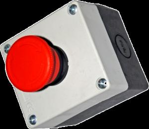 кнопка стоп (белая)