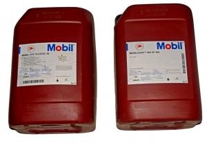 масло mobil mobilgear 600xp460