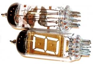 лампа индикации ив-12