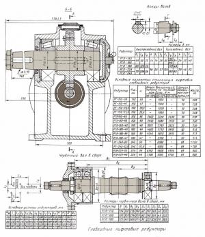 редуктор главного привода рч 180х45
