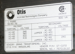 Трансформатор AAA225JR5