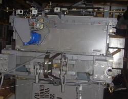 привод дверей кабины 650мм (320кг.) в сборе 400а.03.10.010к  паспорт