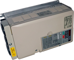 Автоматический регулятор скорости вращения CIMR-LC4V0015FAA 5,5kW 14,8А  Частотный преобразователь Инвертор лифтовый YASKAWA