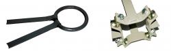 кольцо стяжное-стяжка канатов (щлз) с роликами