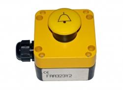 кнопка faa323y2 alarm (otis)