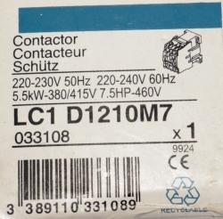 пускатель lc1d1210m7