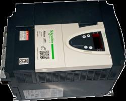 Преобразователь частоты ATV71LD48N4Z для асинхронных лифтовых двигателей Altivar LIFT ATV71L 22кВт - 30HP Schneider Electric без графического терминала