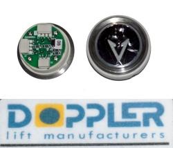 doppler кнопка