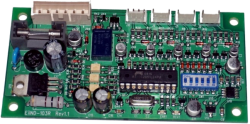Плата этажная EiLND-103R Rev1.1 (поста вызова) SIGMA LG