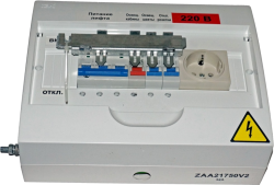 Вводное Распределительное Устройство OTIS ZAA21750V1