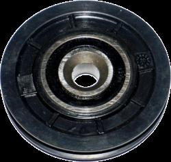 ролик 3201.05.0010 selcom (wittur) elevator door roller 64mm x 9mm x 10mm