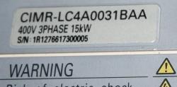 YASKAWA L1000V CIMR-LC4A0031BAA 15kW