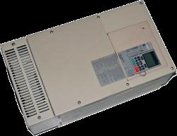 Автоматический регулятор скорости вращения YASKAWA L1000A CIMR-LC4A0069BAA 30kW 60А  Частотный преобразователь Инвертор лифтовый YASKAWA