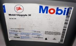 масло mobil glygoyle 30