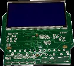 Плата Табло LCD Indicator OTIS GeN2 FAA25000DB / FAA30006AAA