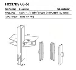 FO237DS3 Башмак