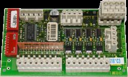 Плата (дистанционная станция систем управления) OTIS RS18 GBA 25005C