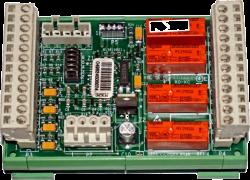 Плата GBA 26803A1 OTIS RS-4R (удаленная станция) Отис