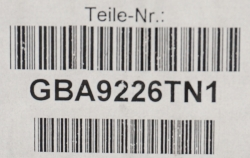 GBA9226TN1 PRS-2