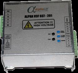 Блок привода ALPHA V3F 037-201 Technos