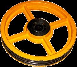 Отводной блок 502(510)х4х12 ZAA 263Р1 (OTIS VTR-13)